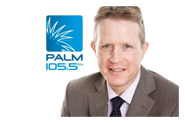 David Oliver talks cosmetic surgery on Palm FM