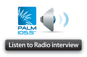 Listen to David Oliver on Palm FM talking about cosmetic surgery
