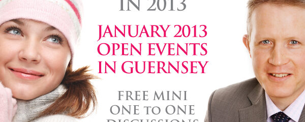 Cosmetic Surgery Open Events in Guernsey – 17th & 18th January 2013