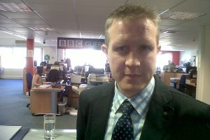 Mr Oliver interviewed on BBC Radio Guernsey
