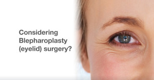 Blepharoplsaty - upper & lower eyelid surgery by David Oliver, Cosmetic Surgeon