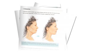 BARAS facelift surgery information download from David Oliver cosmetic Surgeon