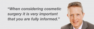 David Oliver cosmetic surgery exeter devon Guernsey slider quote