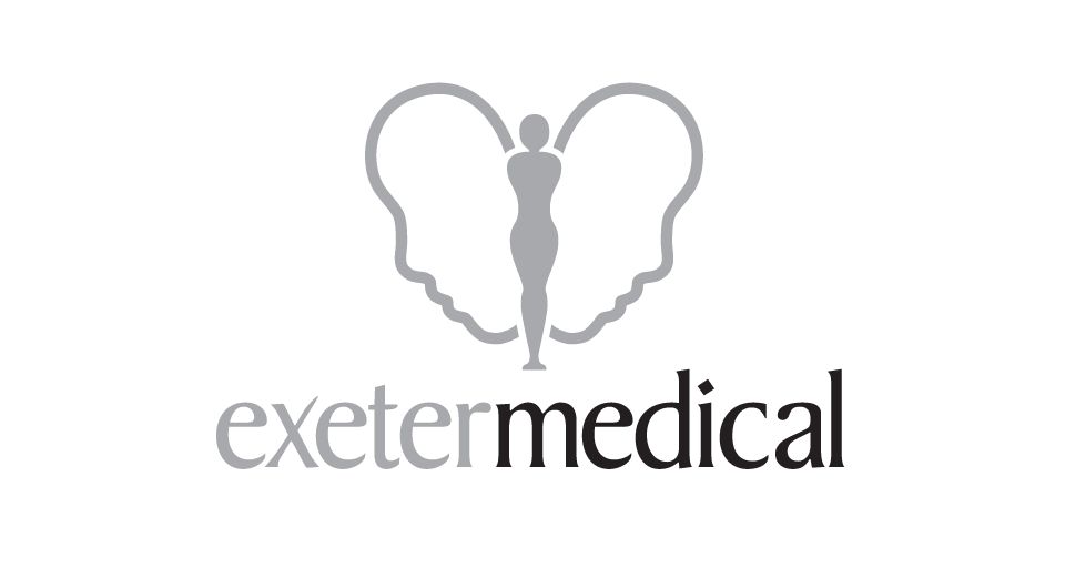Link to Exeter Medical from Cosmetic Surgeon David Oliver website