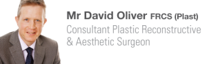 Mr David Oliver Cosmetic Surgeon in Exeter, Torbay, Devon & Guernsey Header