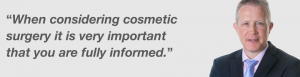 David Oliver Cosmetic Surgeon inform yourself before cosmetic Surgery in Exeter Devon