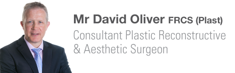 Mr David Oliver Cosmetic Surgeon in Exeter Torbay Guernsey Header